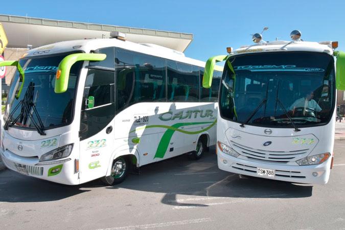 Empresas de transporte para colegios