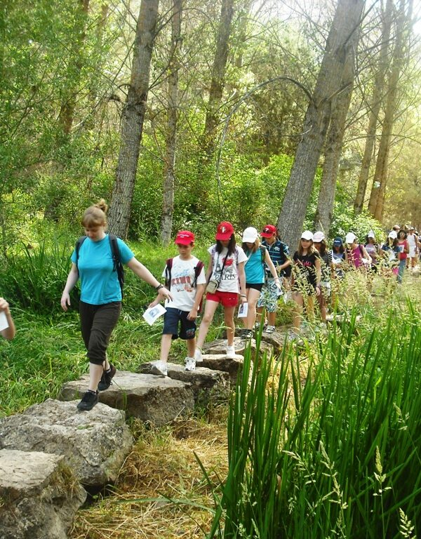 Caminatas educativas para colegios