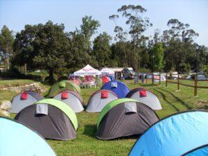 ¡Nos vamos de camping! ¿Qué llevar?