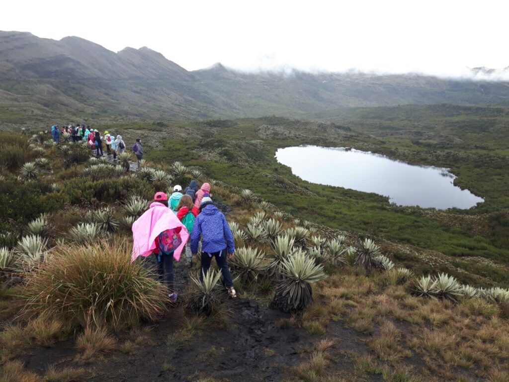Caminatas en Cundinamarca