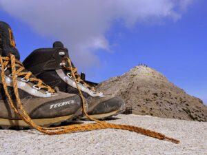 Zapatos de caminata