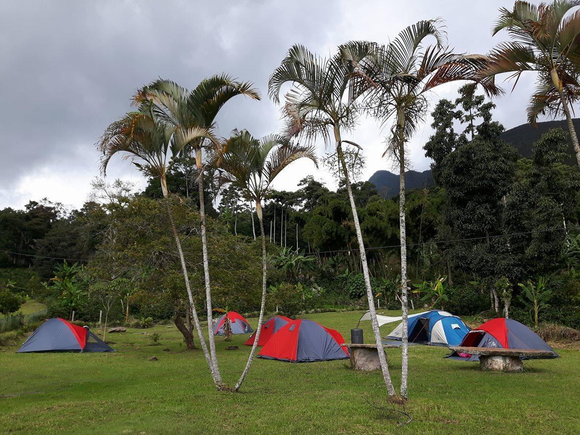 Campamento Tibacuy