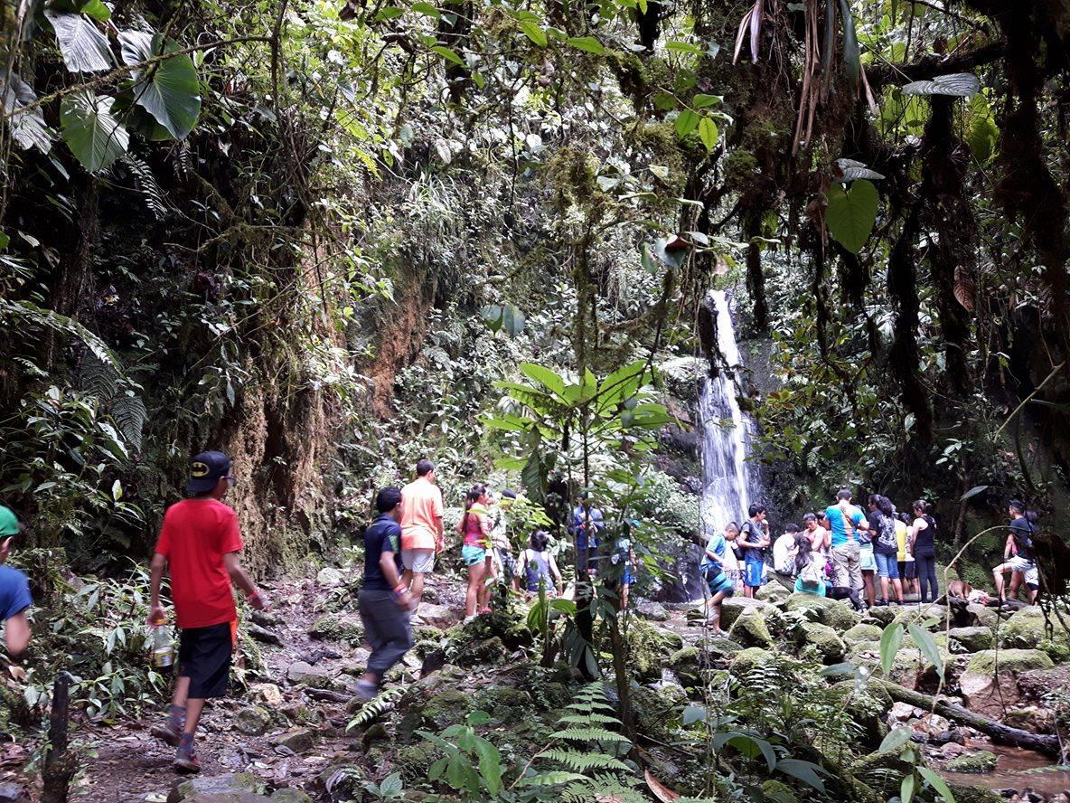 Camping Tibacuy