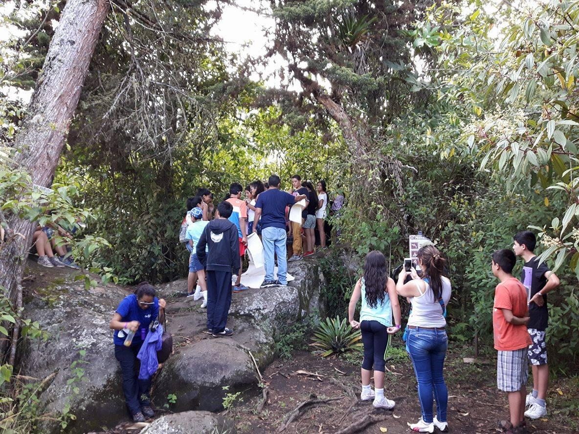 Campamento Quininí