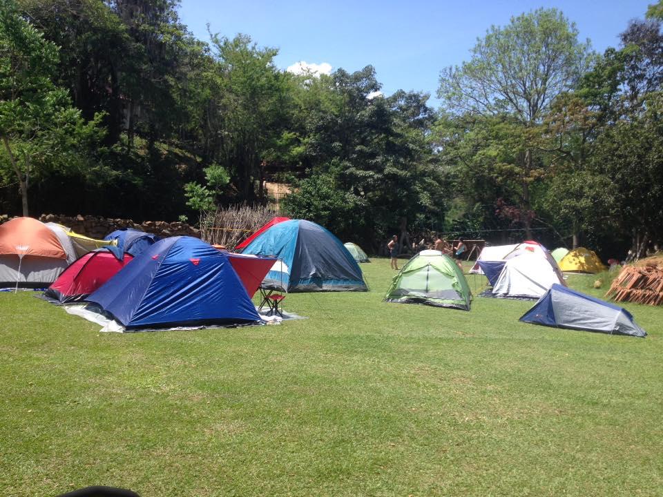 Campamento Santander