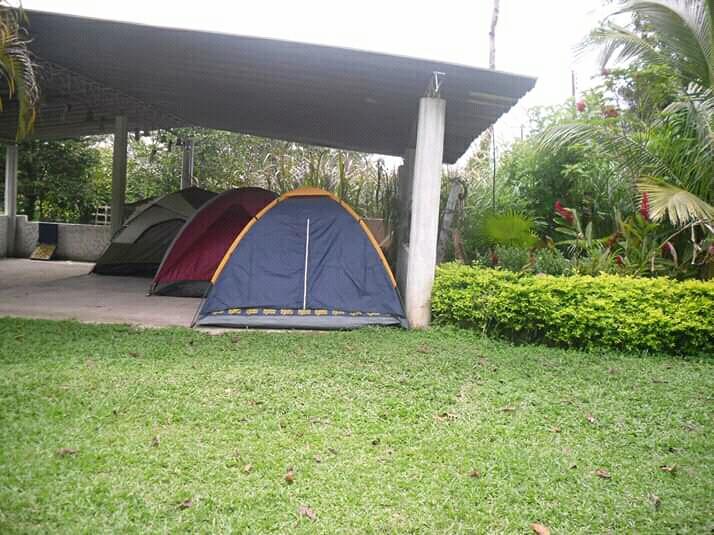 Salida campamento Llanos