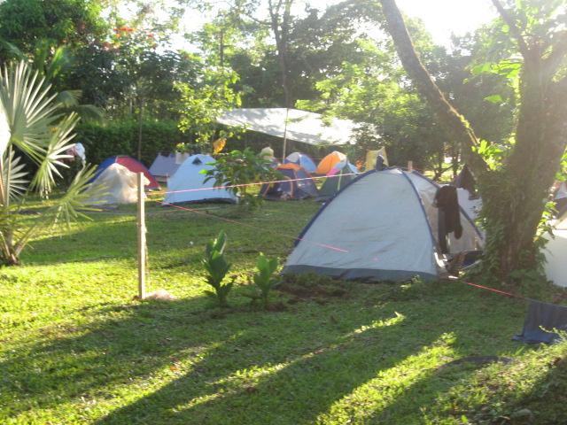 Campamento Restrepo