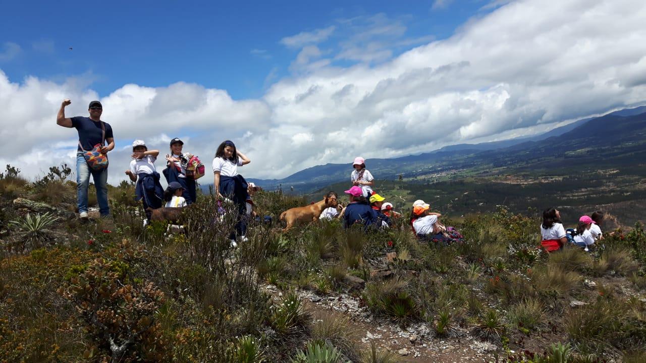 Cerro montecillo Sesquilé