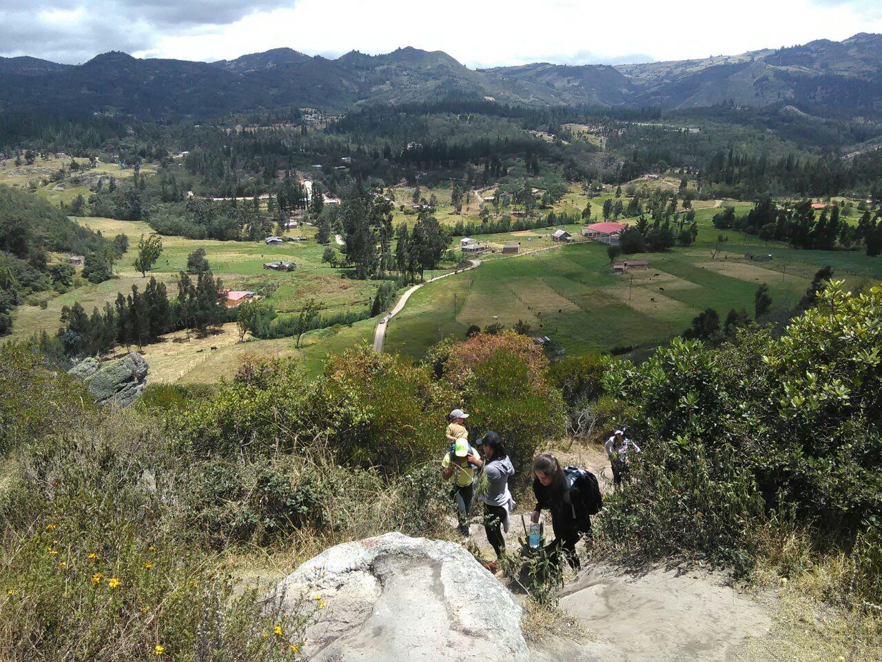 Farallones de Sutatausa - Caminatas ecológicas