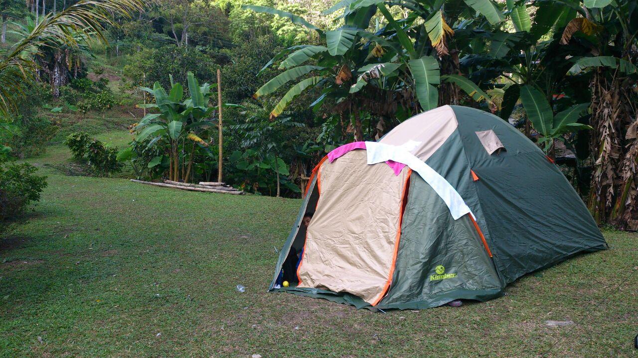 Campamento La Mesa