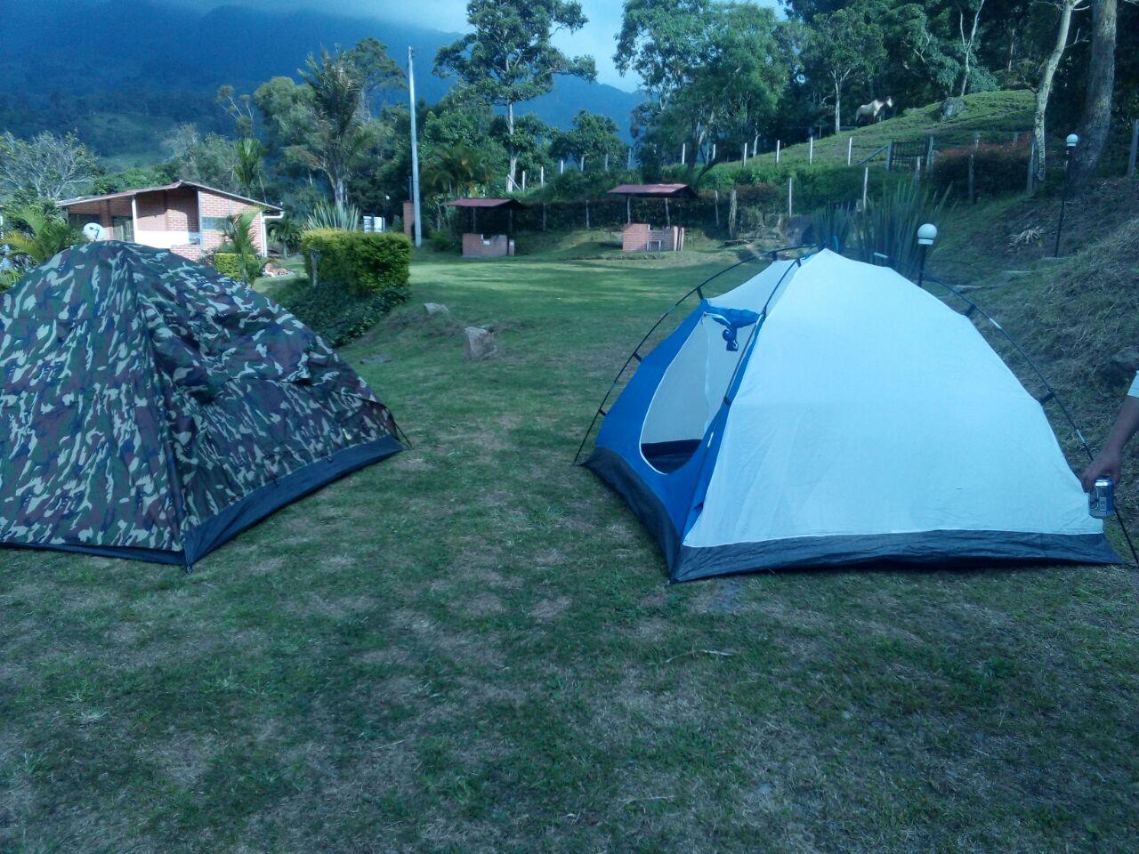 Campamento Sutatausa