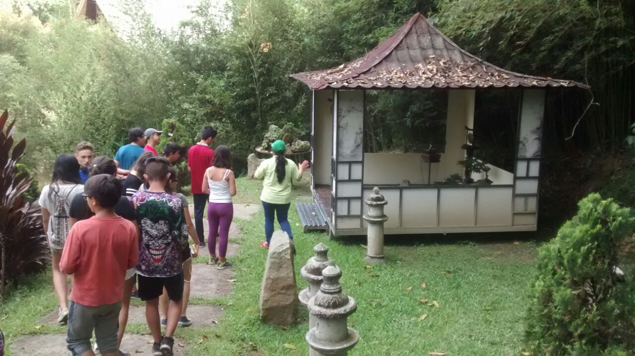 Salida pedagógica campamento Tequendama