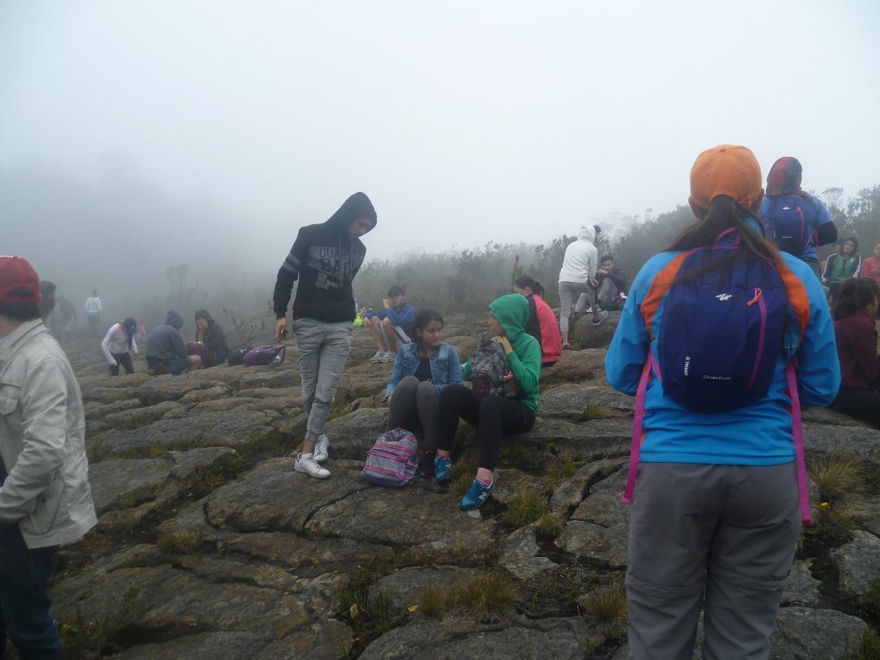 cerro del tablazo - Caminatas ecológicas