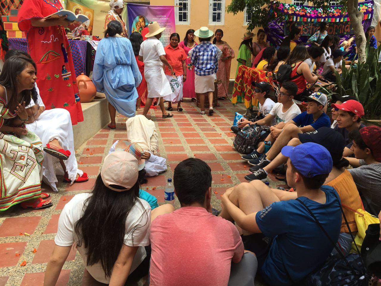 Conexión social Guajira