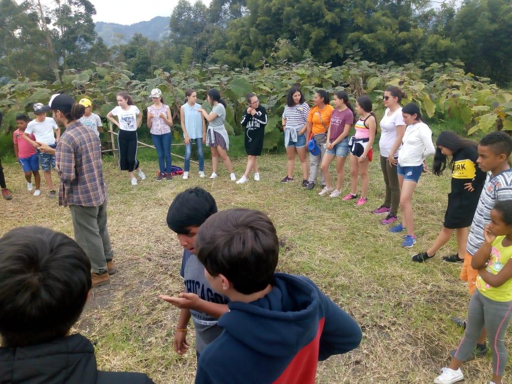 Intercambio cultural cafetera