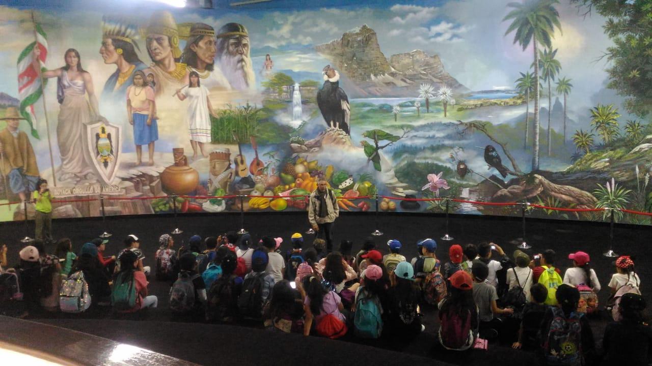 Salida pedagógica Boyacá