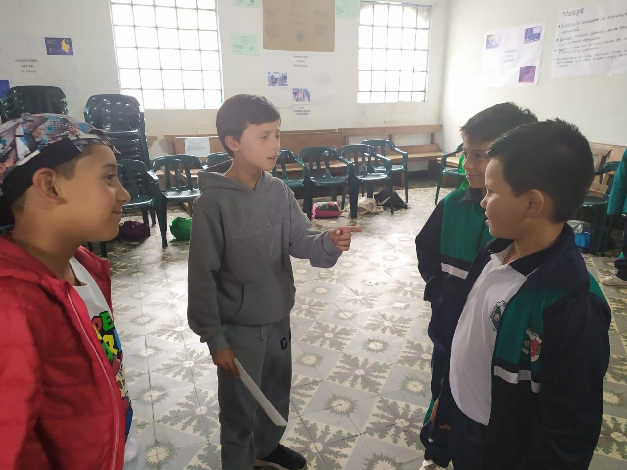 Intercambio cultural Boyacá