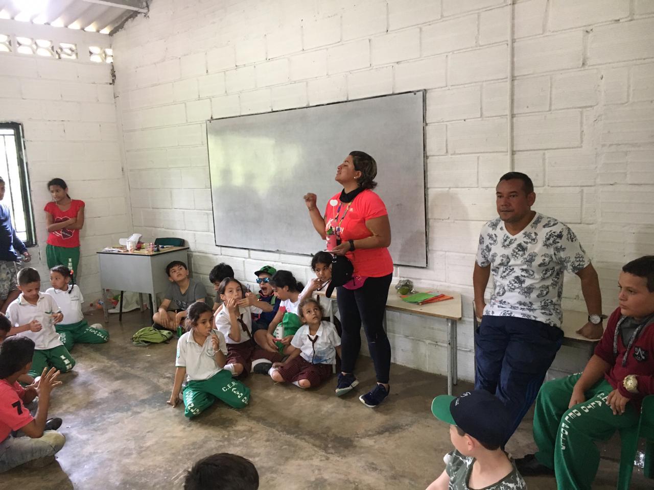 Conexión social Antioquia