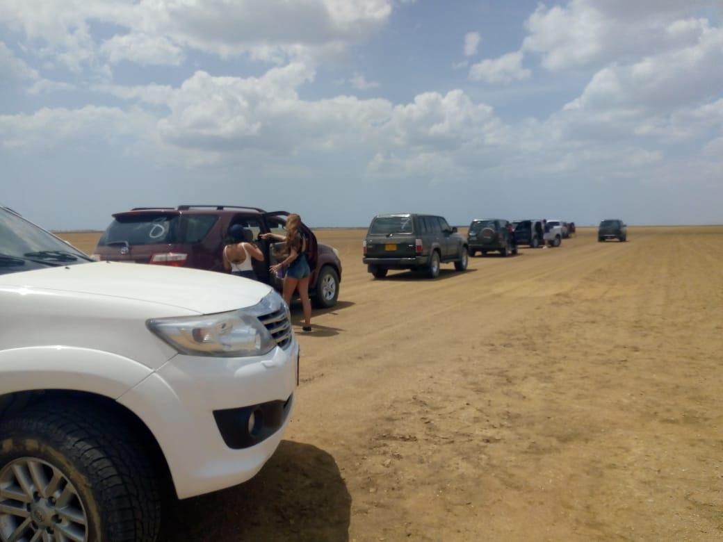Cabo de la vela La Guajira