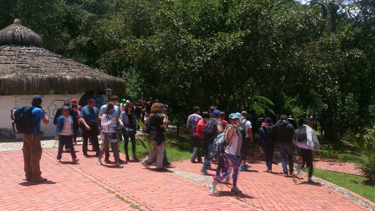 Laguna de Guatavita - Caminatas ecológicas