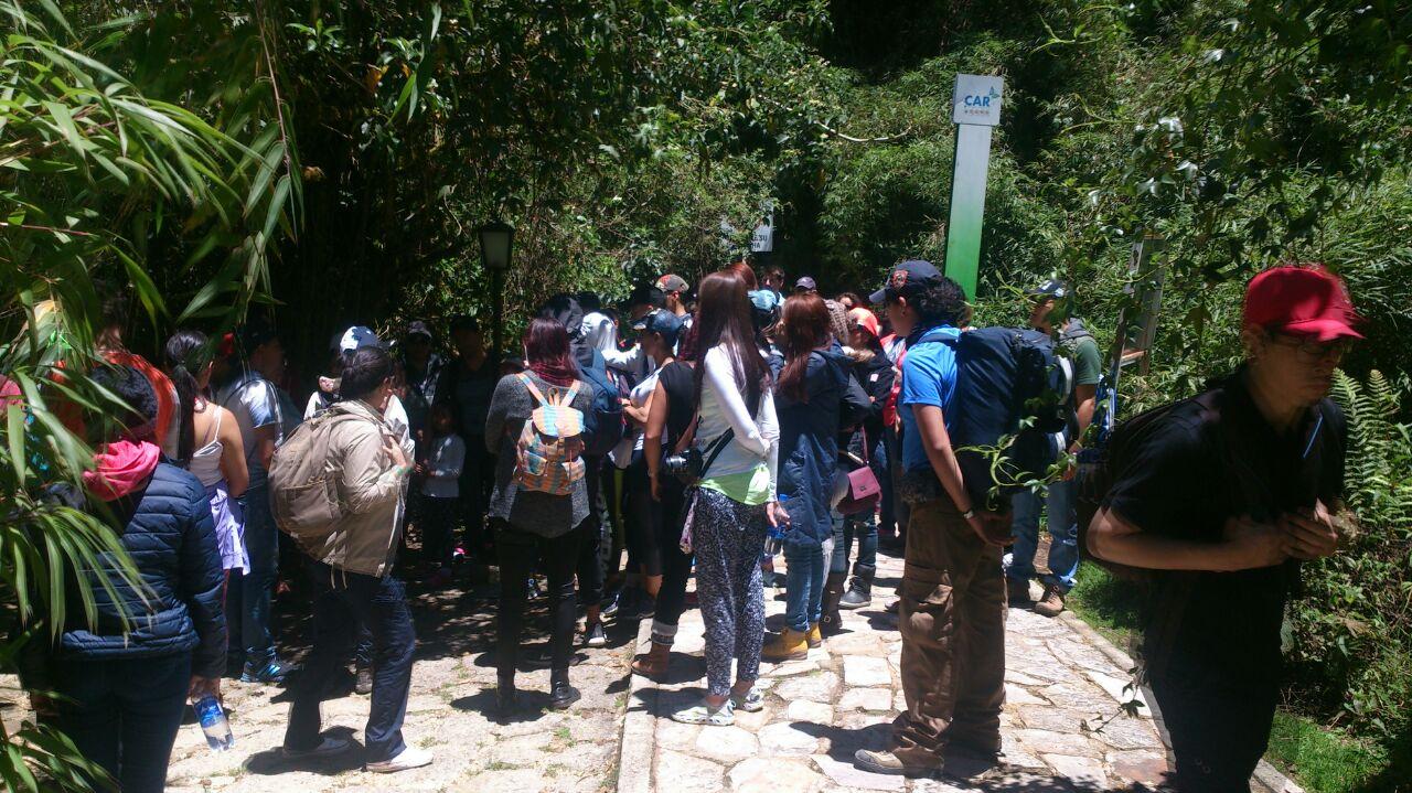 Caminata Guatavita - Caminatas ecológicas