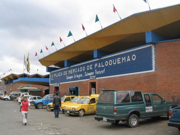 Plaza de paloquemao 2