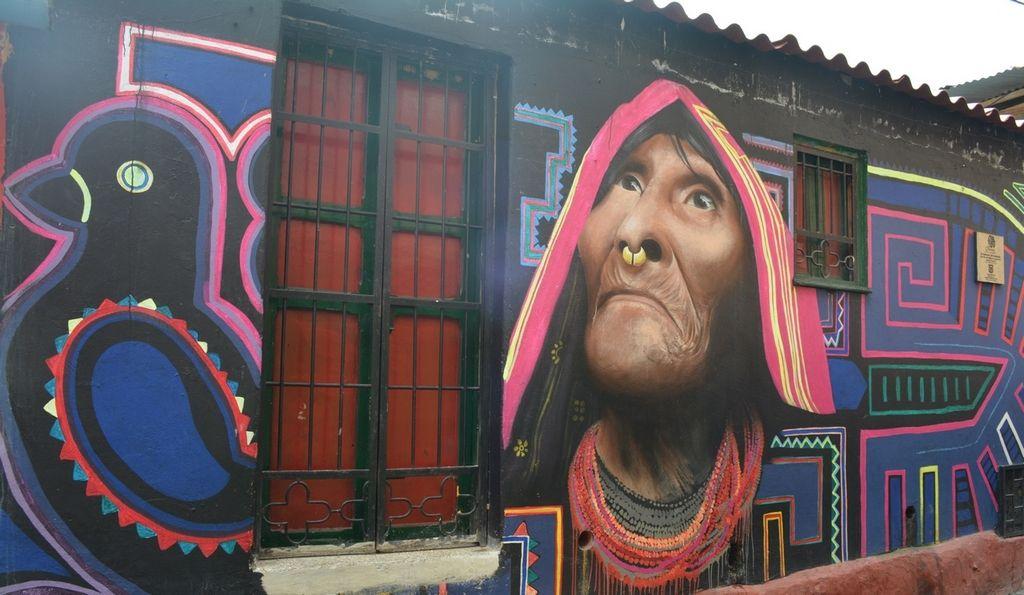 Tour de grafittis 4