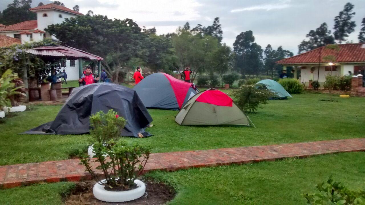 Campamento Villa de Leyva