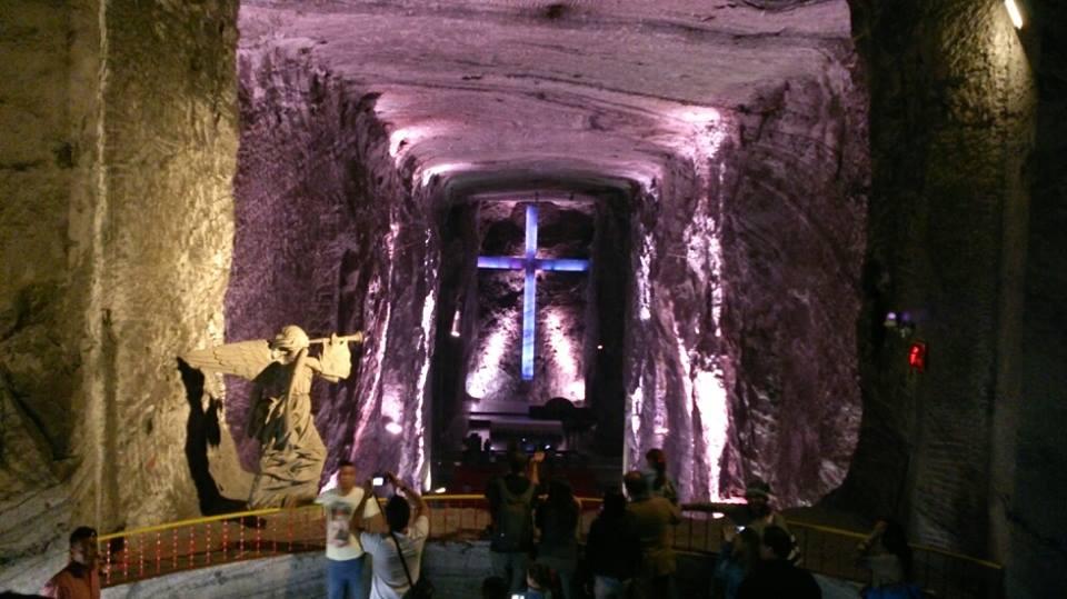 Visita a la catedral de sal
